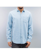 Jack & Jones Camisa Denim azul