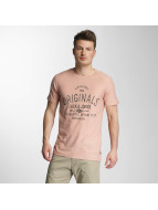 Jack & Jones Camiseta jorStatement beis