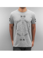 Jack & Jones Camiseta jcoRonu gris
