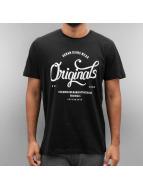 Jack & Jones Camiseta jorNew Raffa negro