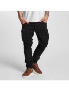 Jack & Jones Cargo pants jjiPaul jjChop black