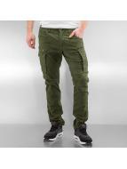 Jack & Jones Cargo pants jjiPaul jjChop olive