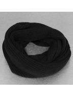 Jack & Jones Chal / pañuelo jjCrib Knit negro