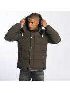 Jack & Jones Chaqueta de invierno joFigure oliva