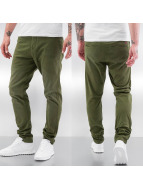 Jack & Jones Chino jjiCody jjLorenzo olijfgroen