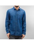 Jack & Jones Gömlekler Denim mavi