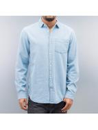 Jack & Jones Hemd Denim blau