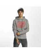 Jack & Jones Hoodie jcoFriday grey