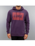 Jack & Jones Hoodie jcoParis purple