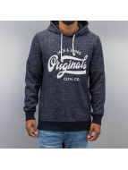 Jack & Jones Hoodies jorBreak blå