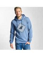 Jack & Jones Hoodies jcoJonas blå