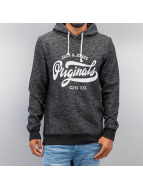 Jack & Jones Hoodies jorBreak grå