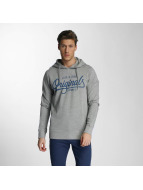 Jack & Jones jorDiego SweatHoody Light Grey Melange