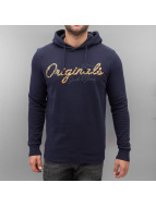 Jack & Jones Hoodies jorFilling mavi