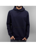 Jack & Jones Hoody jjcoSwallen Sweat blau