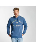 Jack & Jones Hoody jorTropical blauw