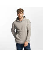 Jack & Jones Hoody jorDropped grau