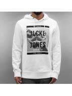 Jack & Jones Hoody jcoExpanse weiß