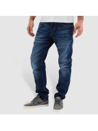 Jack & Jones Jeans Straight Fit Mike bleu