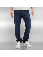 Jack & Jones Jeans Straight Fit jjiClark jjOriginal bleu