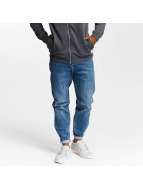 Jack & Jones Jeans Straight Fit jjiMike jjOriginal AM 420 bleu