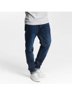Jack & Jones Jeans Straight Fit jjMike jjOriginal AM 421 bleu