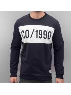 jjcoAron Sweatshirt Navy...