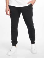 Jack & Jones Jogging kalhoty jcoWill čern