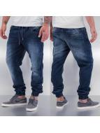 Jack & Jones Jogging pantolonları Mike Drew mavi