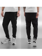 Jack & Jones joggingbroek jjcoStad Tigh zwart