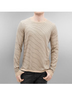 jorLeo Sweatshirt Brown...