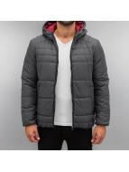 Jack & Jones Kış ceketleri jorBoomer gri