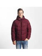 Jack & Jones Kış ceketleri jjorLanding Puffer kırmızı
