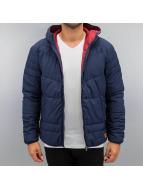 Jack & Jones Kış ceketleri jorBomb Puffer mavi