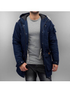 Jack & Jones Kış ceketleri jjorSnow mavi