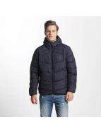 Jack & Jones Kış ceketleri jjorLanding Puffer mavi