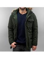 Jack & Jones Kış ceketleri jjcoFollow yeşil
