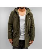 Jack & Jones Kış ceketleri jcoFine zeytin yeşili