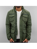 Jack & Jones Kış ceketleri jcoPedro zeytin yeşili