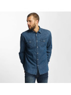 Jack & Jones Koszule jorNew niebieski