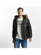 Jack & Jones Kurtki zimowe jcoErnst czarny