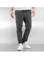 Jack & Jones Látkové kalhoty jjiMarco jjEnzo šedá