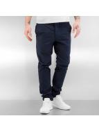 Jack & Jones Látkové kalhoty jjiMarco jjEnzo modrý