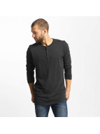 Jack & Jones Longsleeve jorStitch black