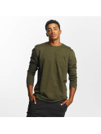 Jack & Jones Longsleeve jcoOzil green