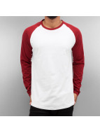 Jack & Jones Longsleeve jjorStan wit