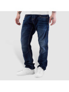 Jack & Jones Loose Fit Jeans jiBoxy jjLeed blau