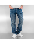Jack & Jones Loose fit jeans jjiBoxy blauw
