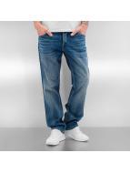 Jack & Jones Loose Fit Jeans jjiBoxy niebieski