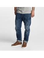 Jack & Jones Loose Fit Jeans jjStan Osaka niebieski